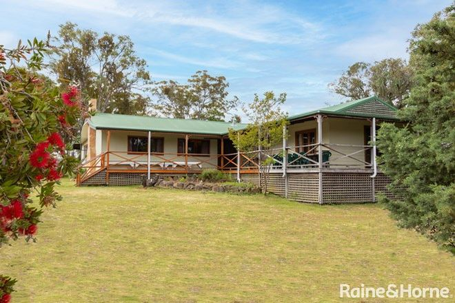 Picture of 130 Thompson Street, WATTLE FLAT NSW 2795