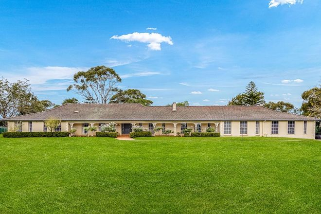 Picture of 26 Campbell Road, KENTHURST NSW 2156