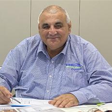 Joe Joseph, Sales representative