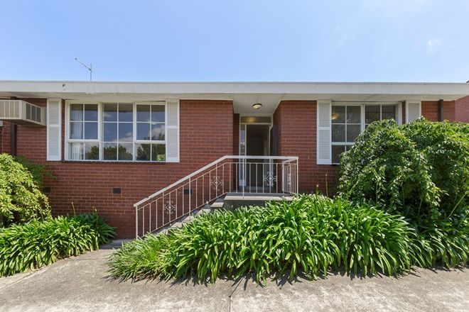 Picture of 2/41 Clifton Road, HAWTHORN EAST VIC 3123