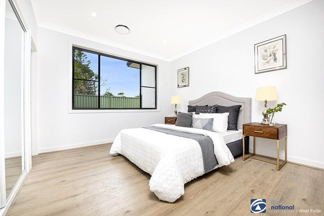 Picture of 3/43 Tramway Street, WEST RYDE NSW 2114