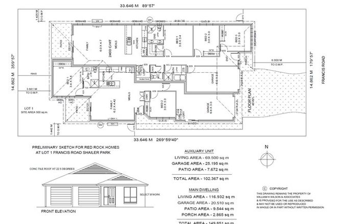 Picture of Lot 1, 20 Francis Road, SHAILER PARK QLD 4128