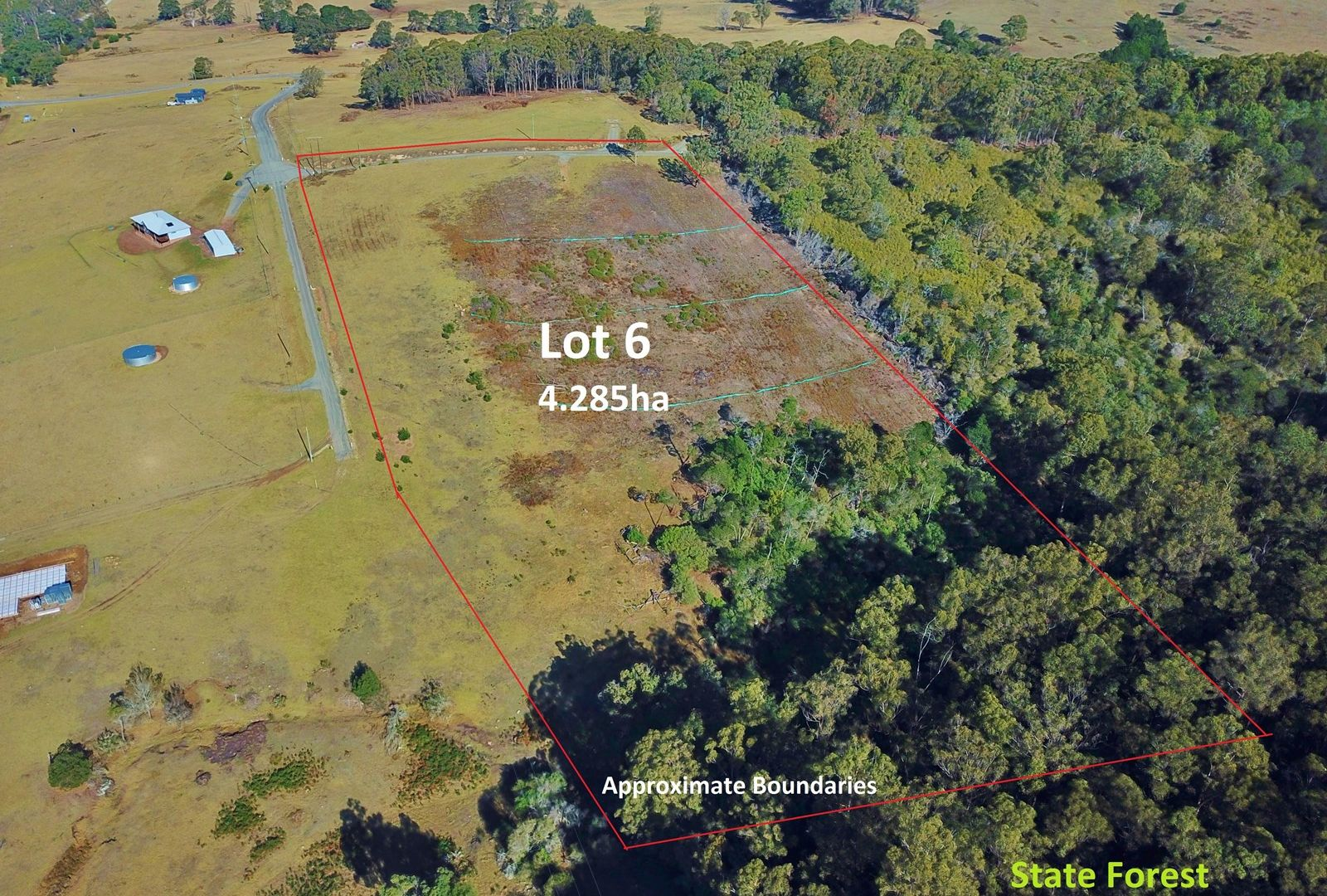 Lot 6/Beattie Lane, Lochiel NSW 2549, Image 1