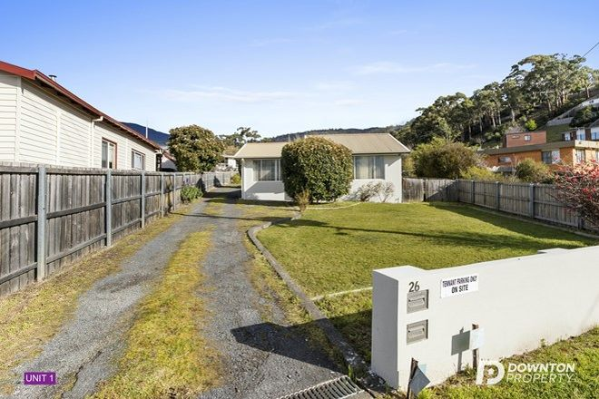 Picture of Units 1&2/26 O'Brien Street, GLENORCHY TAS 7010