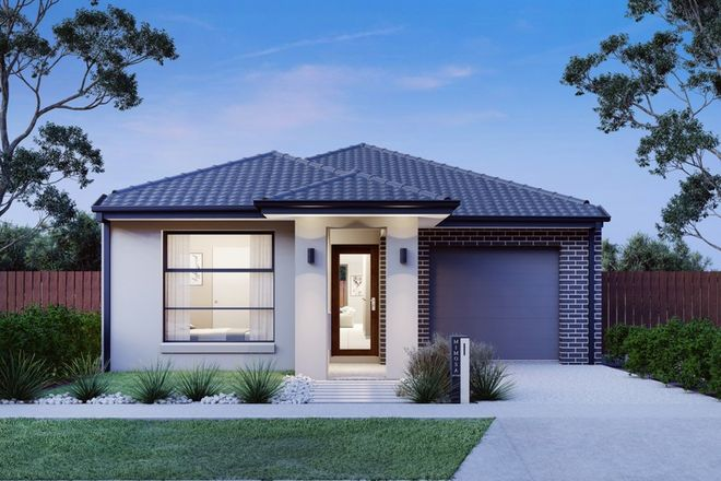 Picture of 8.5x32m = 272m2 Mambourin, WINDERMERE VIC 3352