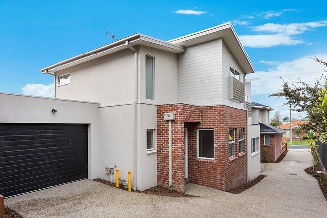 Picture of 3/27 Greenwood Street, BURWOOD VIC 3125