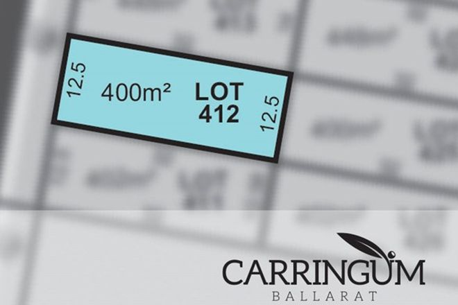 Picture of Carringum/Lot 412 Kite Street, WINTER VALLEY VIC 3358