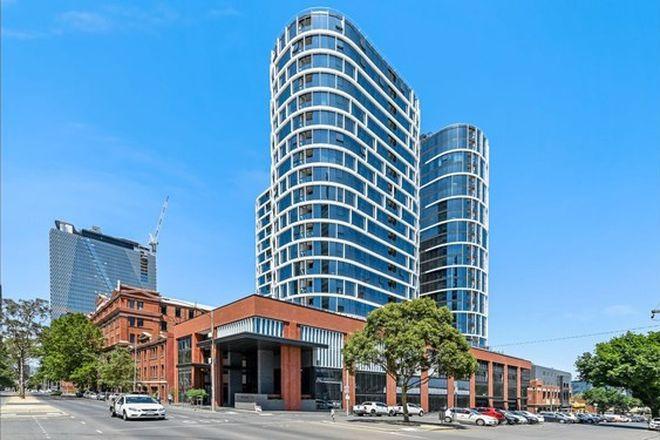 Picture of 2109W/105 Batman Street, WEST MELBOURNE VIC 3003
