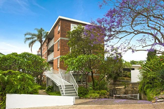 Picture of 25/8 Wylde Street, POTTS POINT NSW 2011