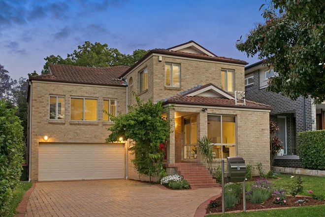 Picture of 7 Farnell Street, HUNTERS HILL NSW 2110