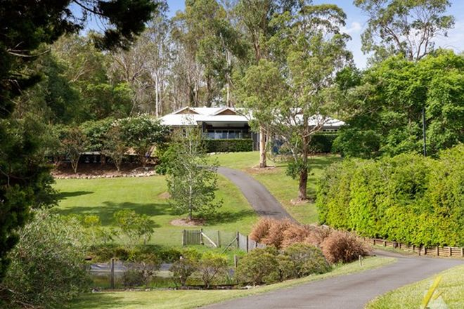 Picture of 39 Lyndale Road, PULLENVALE QLD 4069