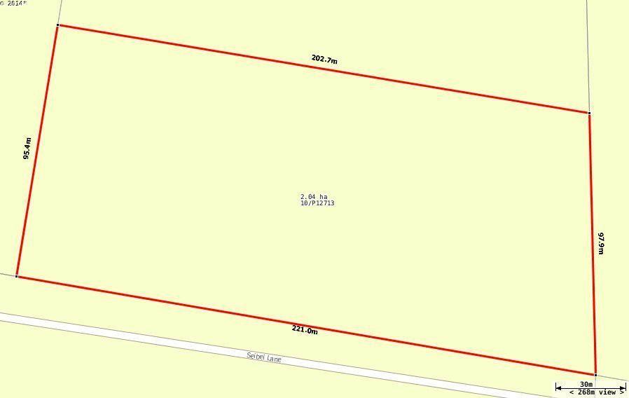 Lot 10 Siebel Lane, Pratten QLD 4370, Image 0