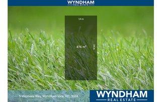5 Westvale Way, Wyndham Vale VIC 3024