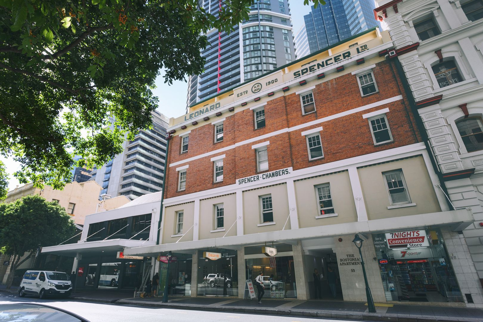 12/53 Edward Street, Brisbane City QLD 4000, Image 0