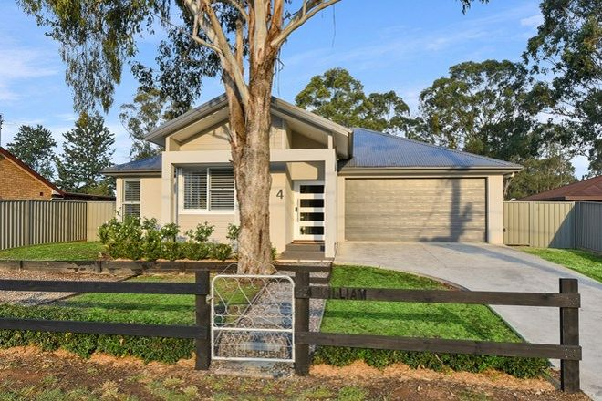 Picture of 4 William Street, PAXTON NSW 2325