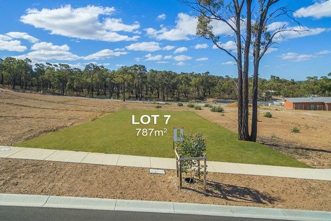 Picture of Lot 7 Augustine Ave, GOLDEN SQUARE VIC 3555