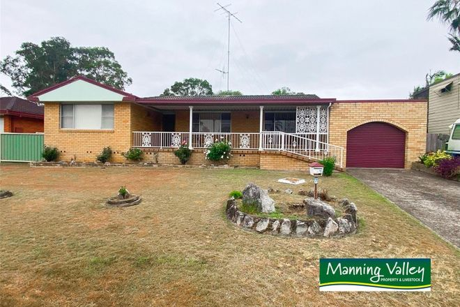 Picture of 7 Hillcrest Avenue, WINGHAM NSW 2429