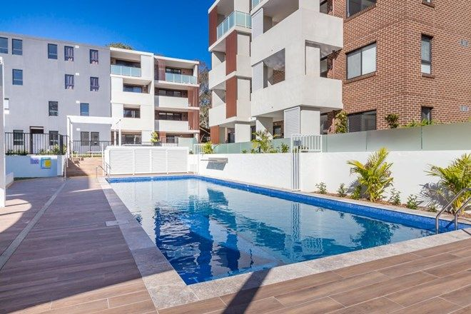 Picture of Unit 307/9 Terry Road, ROUSE HILL NSW 2155
