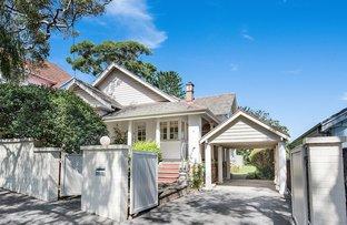 Picture of 7 Carlisle Street, Rose Bay NSW 2029