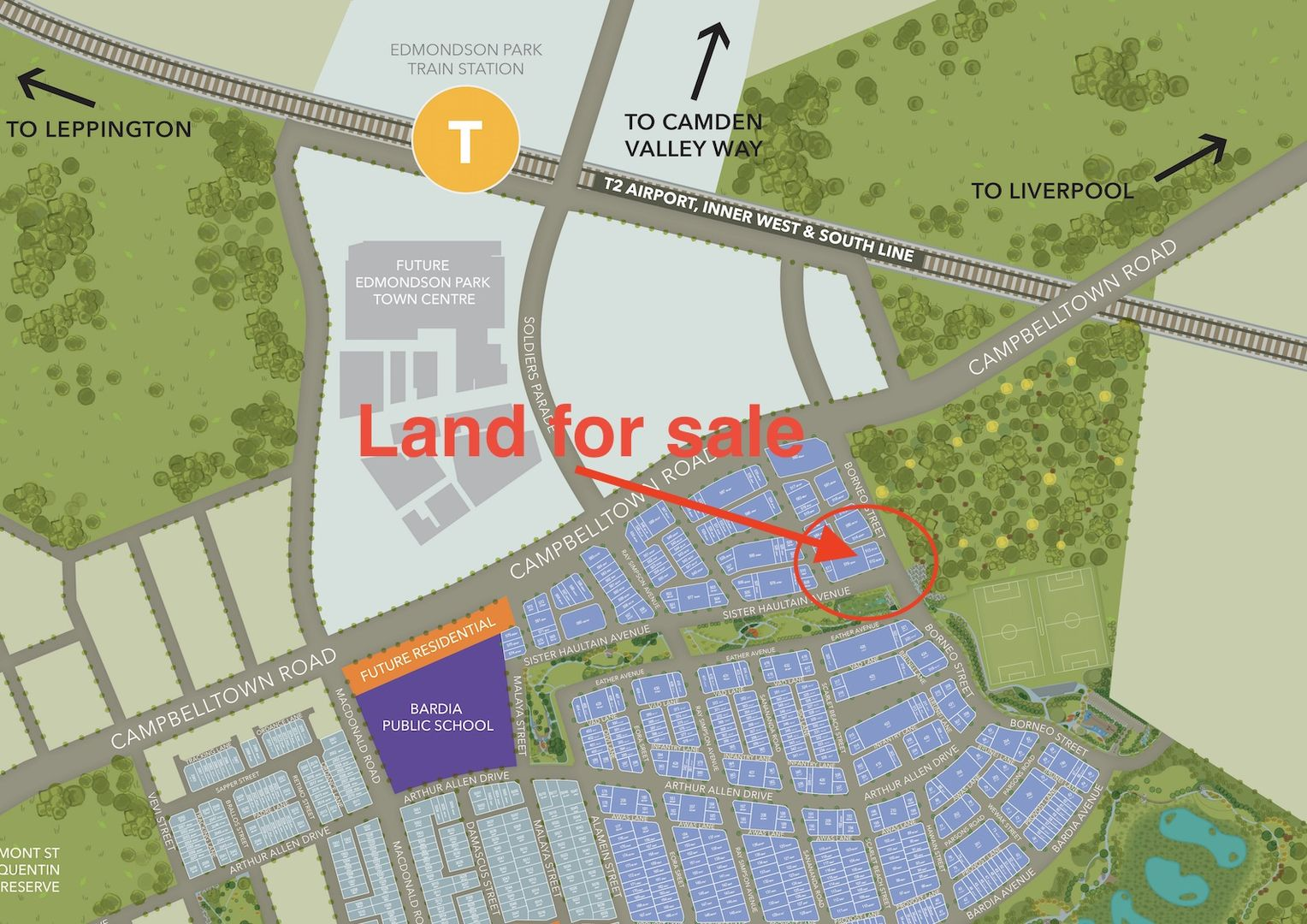 Lot 512 Proposed Rd, Bardia NSW 2565, Image 0
