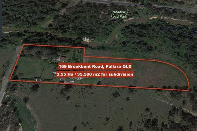 Picture of 169 Brookbent road, PALLARA QLD 4110