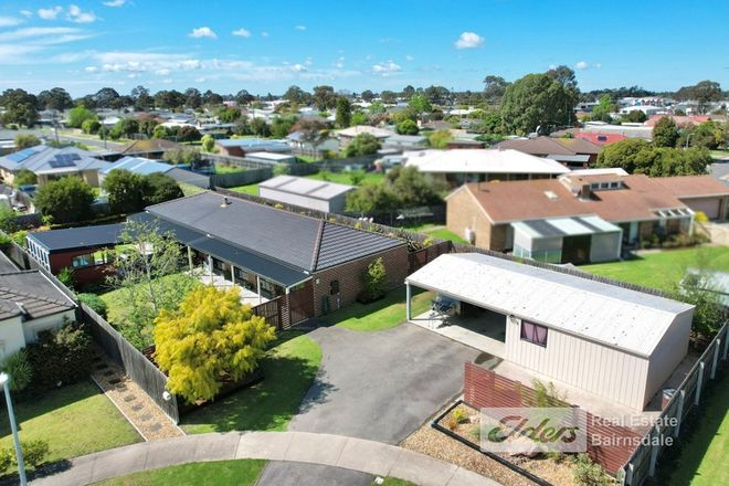 Picture of 8 Georgia Court, BAIRNSDALE VIC 3875