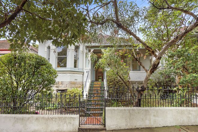 Picture of 3 Northcote Road, GLEBE NSW 2037