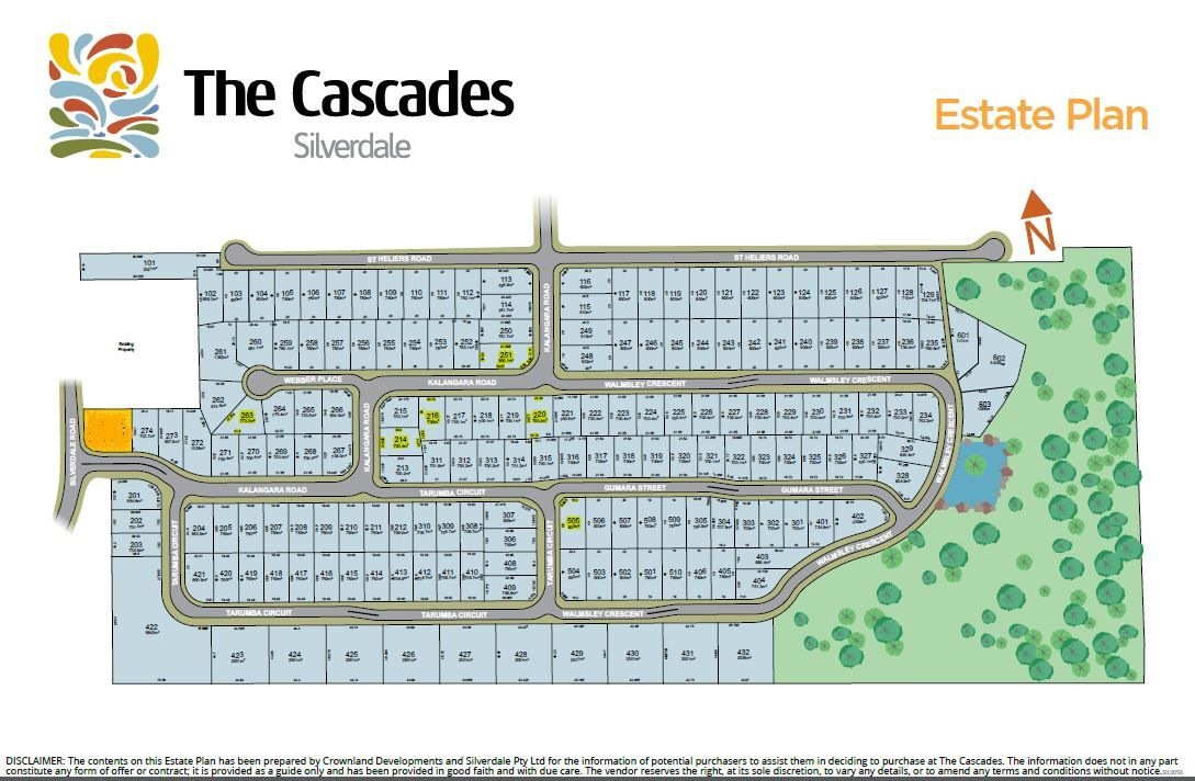 The Cascades Estate, Silverdale NSW 2752, Image 0