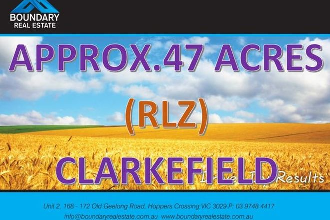 Picture of CLARKEFIELD VIC 3430