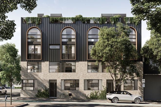 Picture of 6/687-689 Queensberry Street, NORTH MELBOURNE VIC 3051