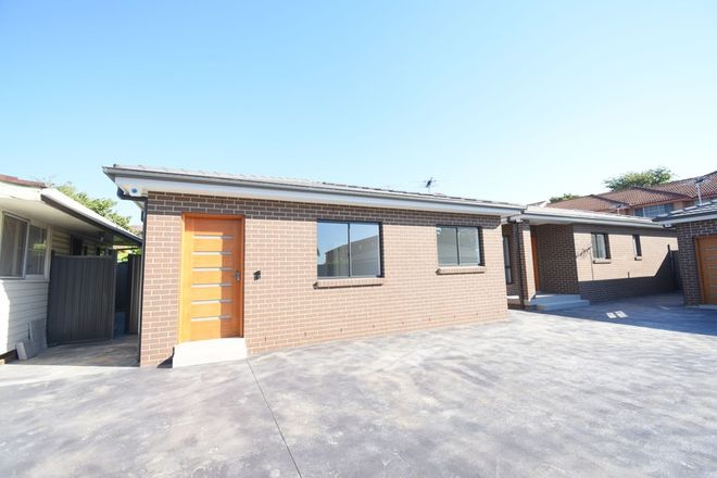 Picture of 3/7 Huber  Street, CABRAMATTA NSW 2166