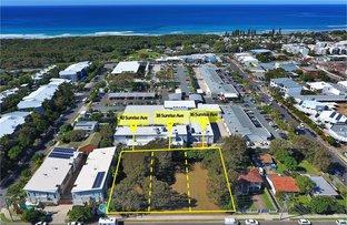 Picture of 36- 38 - 40 Sunrise Avenue, Coolum Beach QLD 4573