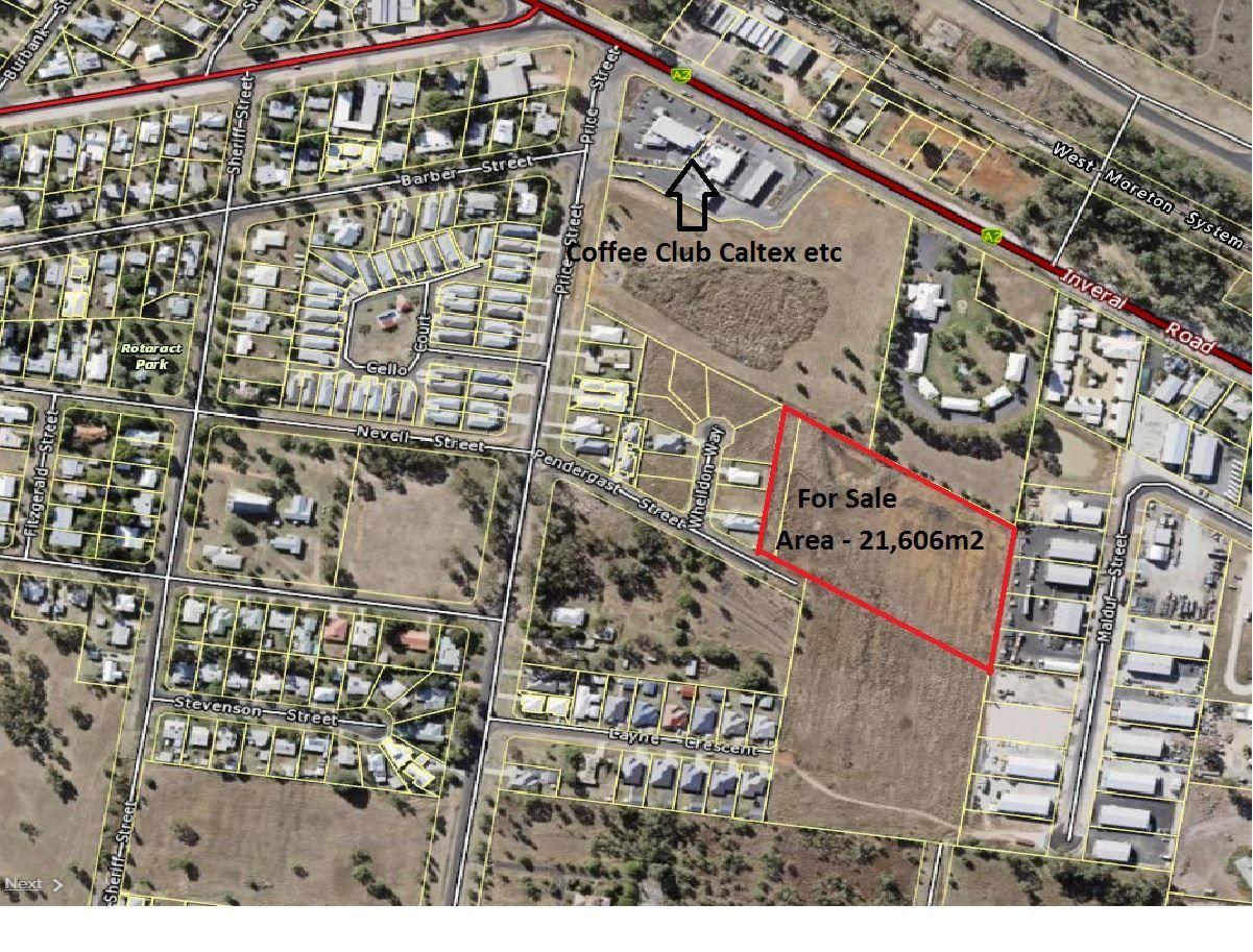 Lot 4 Pendergast Street, Chinchilla QLD 4413, Image 1