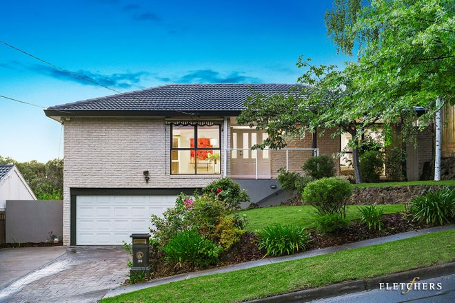 Picture of 36 Grange Park Avenue, DONCASTER VIC 3108