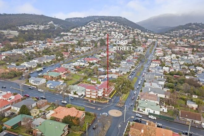 Picture of 5/29 Lord Street, SANDY BAY TAS 7005