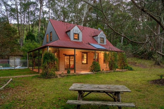 Picture of 98 Jagoes Gully Road, WANDILIGONG VIC 3744