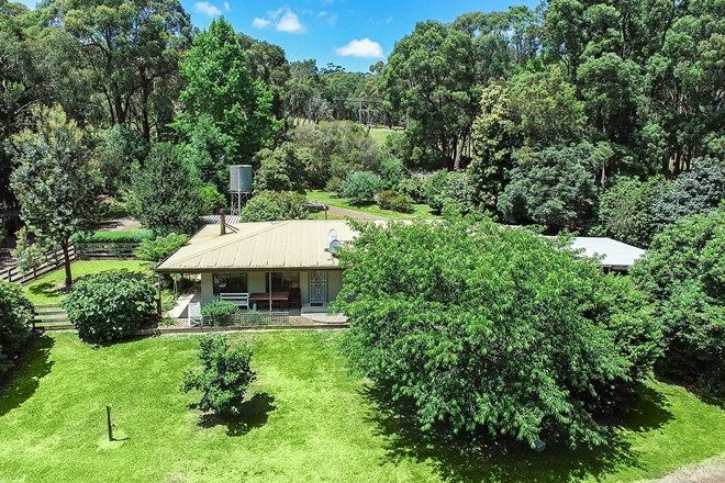 Picture of 105 Gellibrand East Road, GELLIBRAND VIC 3239
