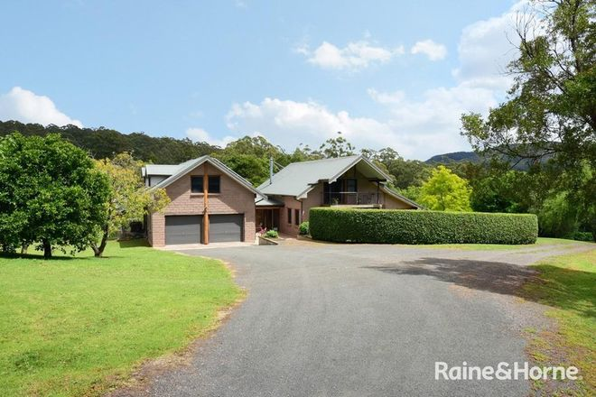 Picture of 545 Browns Mountain Road, BROWNS MOUNTAIN NSW 2540