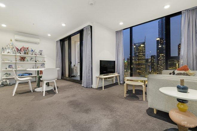 Picture of 2307/33 MacKenzie Street, MELBOURNE VIC 3000