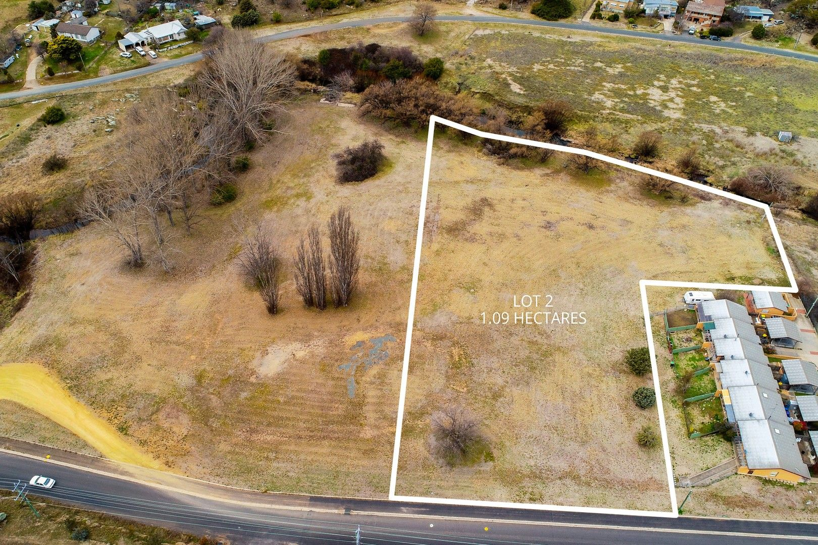 Lot 2 Dp 817452 Mulach  Street, Cooma NSW 2630, Image 0