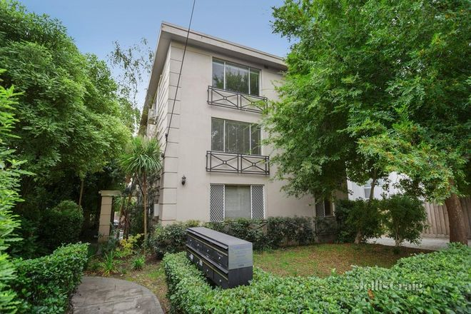 Picture of 5/141 Riversdale Road, HAWTHORN VIC 3122