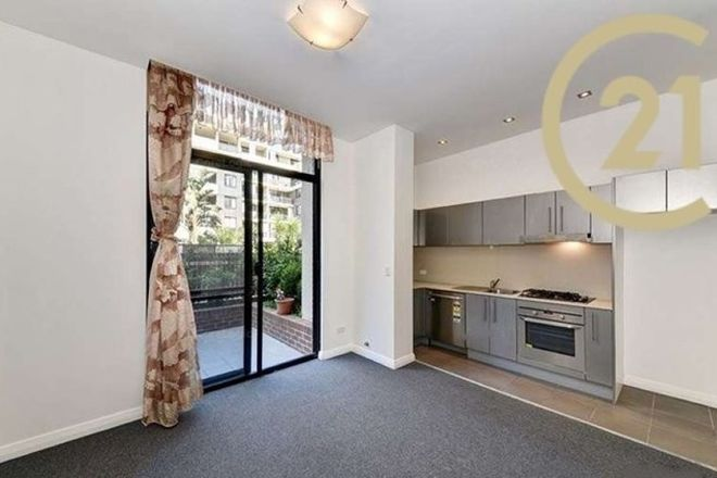 Picture of 5204A/84 Belmore Street, RYDE NSW 2112