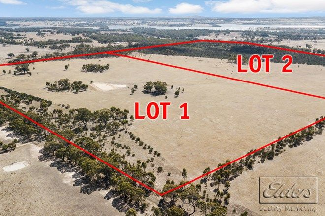 Picture of Lots 1 & 2 Sheedys Lane, DERRINAL VIC 3523