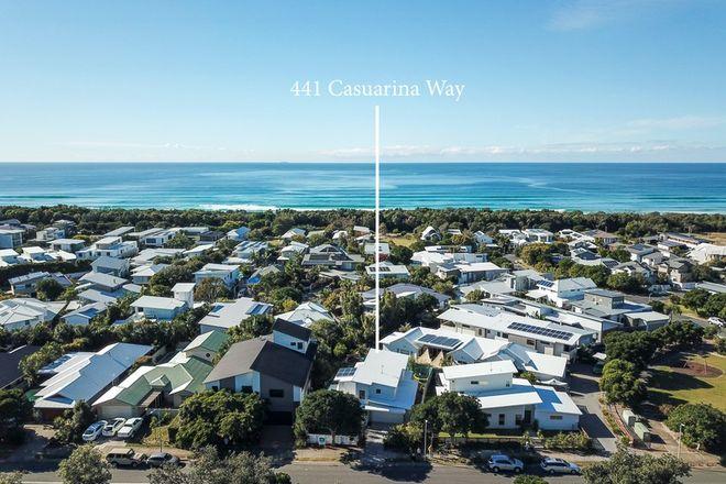 Picture of 441 Casuarina Way, CASUARINA NSW 2487