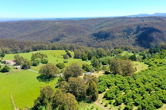 Picture of 261 DUGGAN NORTH ROAD via Fumina, NOOJEE VIC 3833