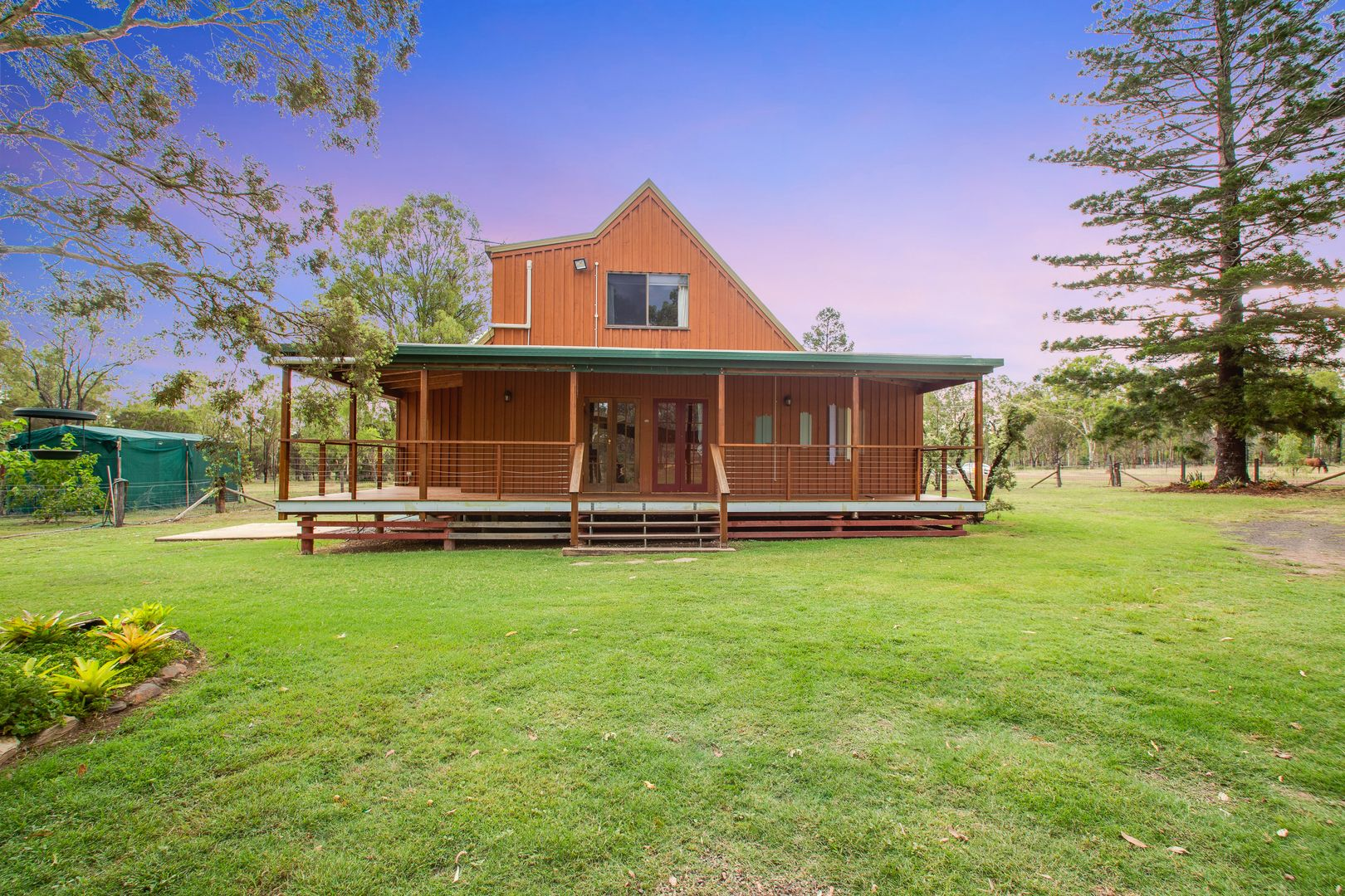 7 M Hines Road (Cnr Goebels Rd), Mount Forbes QLD 4340, Image 0