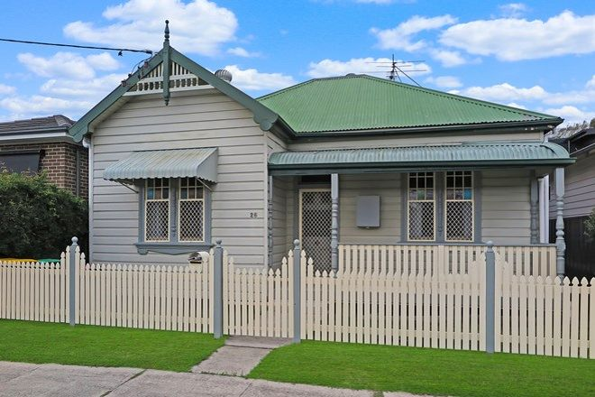 Picture of 26 McMichael Street, MARYVILLE NSW 2293