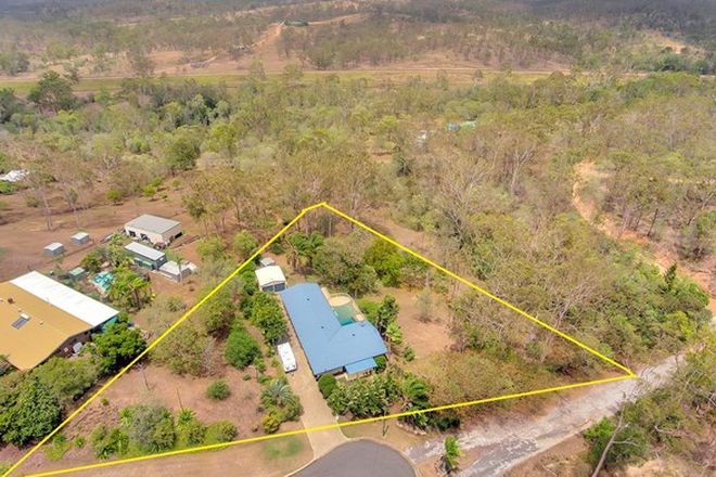 Picture of 49 HELEN CRESCENT, WURDONG HEIGHTS QLD 4680