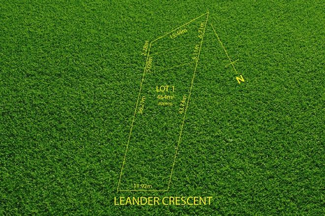 Picture of Lot 1, 9 Leander Crescent, GREENACRES SA 5086