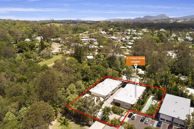 Picture of 2/13 Kauri Street, COOROY QLD 4563